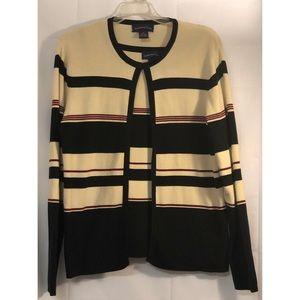 Charter Club Two Piece Sweater Sz Med Silk Blend